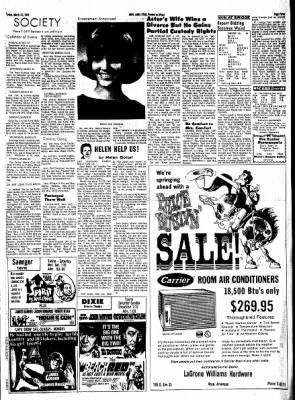 Hope Star from Hope, Arkansas on March 22, 1968 · Page 2