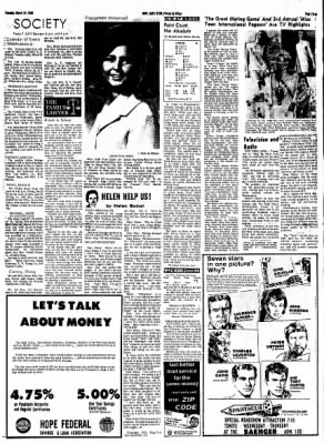 Hope Star from Hope, Arkansas on March 26, 1968 · Page 2