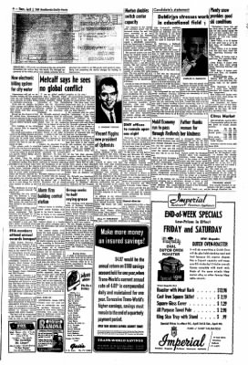 Redlands Daily Facts from Redlands, California on April 2, 1964 · Page 4