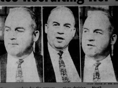1962 Devaney mugs