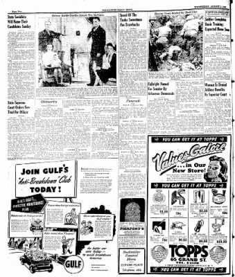 Naugatuck Daily News from Naugatuck, Connecticut on August 9, 1944 · Page 2