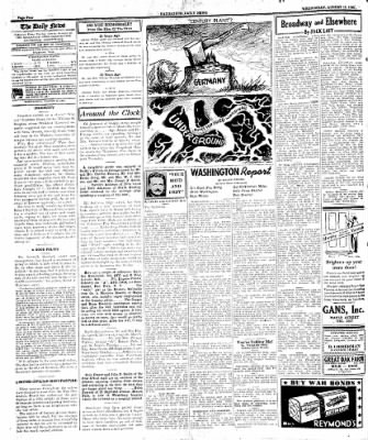 Naugatuck Daily News from Naugatuck, Connecticut on August 16, 1944 · Page 4