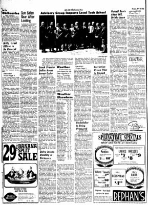Hope Star from Hope, Arkansas on April 18, 1968 · Page 1