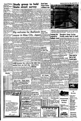 Redlands Daily Facts from Redlands, California on April 16, 1964 · Page 5