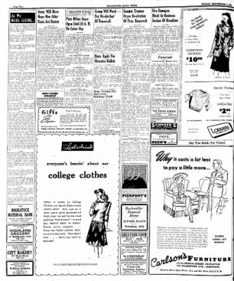 Naugatuck Daily News from Naugatuck, Connecticut on September 1, 1944 · Page 2