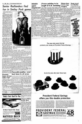 Redlands Daily Facts from Redlands, California on May 6, 1964 · Page 8
