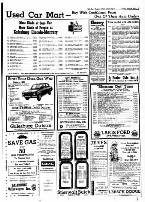 Galesburg Register-Mail from Galesburg, Illinois on May 25, 1973 · Page 27