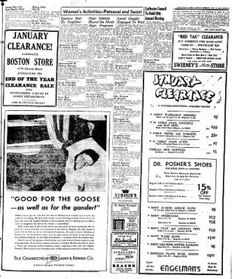 Naugatuck Daily News from Naugatuck, Connecticut on January 17, 1947 · Page 3