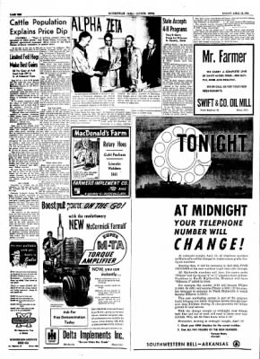 The Courier News from Blytheville, Arkansas on April 16, 1954 · Page 10
