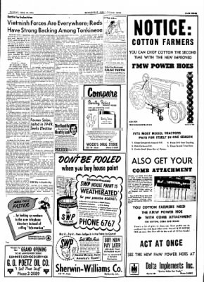 The Courier News from Blytheville, Arkansas on April 20, 1954 · Page 3
