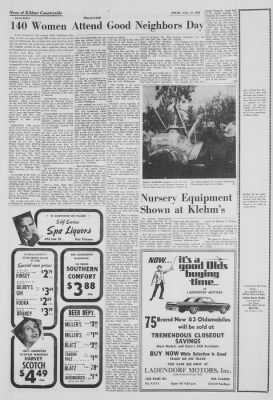 Arlington Heights Herald From Illinois On August 15 1963 Middot Page