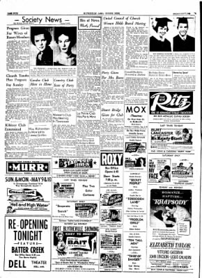 The Courier News from Blytheville, Arkansas on May 7, 1954 · Page 4