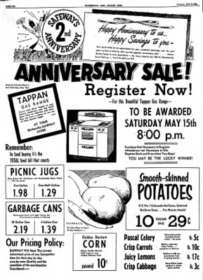 The Courier News from Blytheville, Arkansas on May 10, 1954 · Page 9