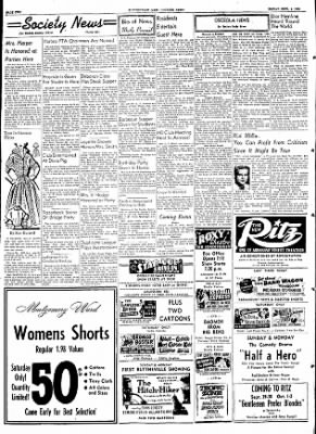 The Courier News from Blytheville, Arkansas on September 4, 1953 · Page 2