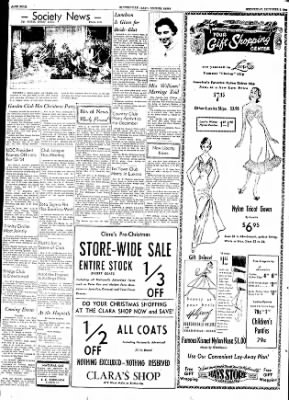 The Courier News from Blytheville, Arkansas on December 2, 1953 · Page 1