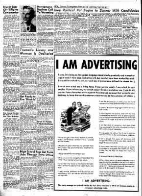 Carrol Daily Times Herald from Carroll, Iowa on July 6, 1957 · Page 8