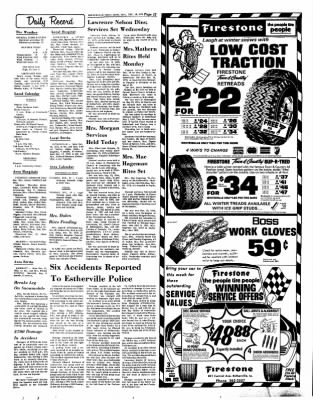 Estherville Daily News from Estherville, Iowa on December 18, 1972 · Page 12