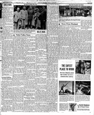 Ukiah Dispatch Democrat from Ukiah, California on June 18, 1948 · Page 5
