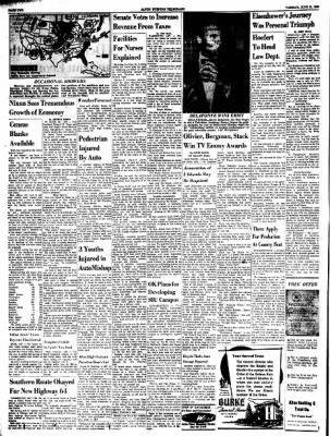 Alton Evening Telegraph from Alton, Illinois on June 21, 1960 · Page 2