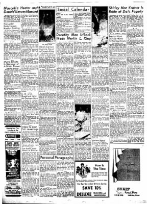 Carrol Daily Times Herald from Carroll, Iowa on August 31, 1957 · Page 4