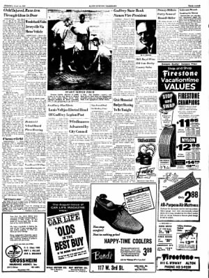 Alton Evening Telegraph from Alton, Illinois on July 12, 1960 · Page 3