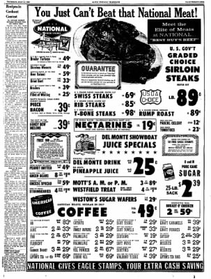 Alton Evening Telegraph from Alton, Illinois on July 14, 1960 · Page 28