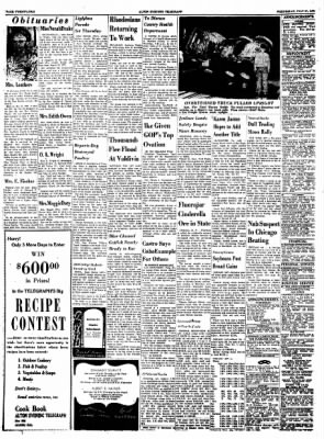 Alton Evening Telegraph from Alton, Illinois on July 27, 1960 · Page 21