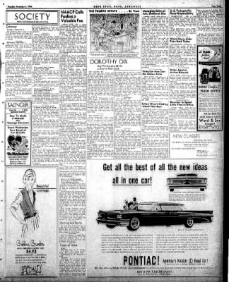 Hope Star from Hope, Arkansas on November 4, 1958 · Page 3