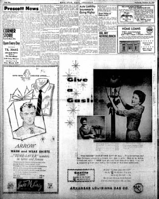 Hope Star from Hope, Arkansas on December 10, 1958 · Page 2