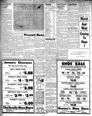 Hope Star from Hope, Arkansas on January 6, 1959 · Page 4