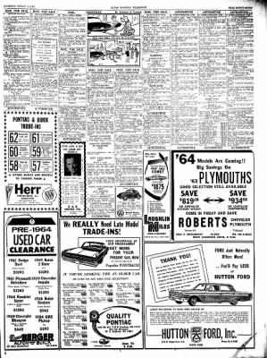 Alton Evening Telegraph from Alton, Illinois on August 15, 1963 · Page 37