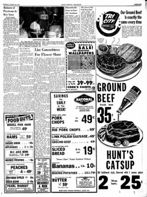 Alton Evening Telegraph from Alton, Illinois on August 26, 1963 · Page 9