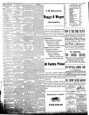 The Postville Review from Postville, Iowa on August 29, 1891 · Page 3