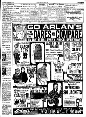 Alton Evening Telegraph from Alton, Illinois on September 19, 1963 · Page 19