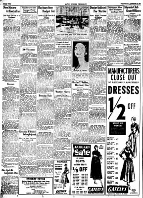 Alton Evening Telegraph from Alton, Illinois on January 4, 1950 · Page 2