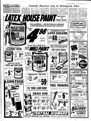 Alton Evening Telegraph from Alton, Illinois on August 31, 1972 · Page 7