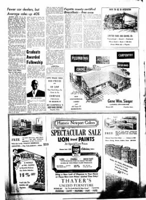 Fayette County Leader from Fayette, Iowa on April 5, 1962 · Page 5