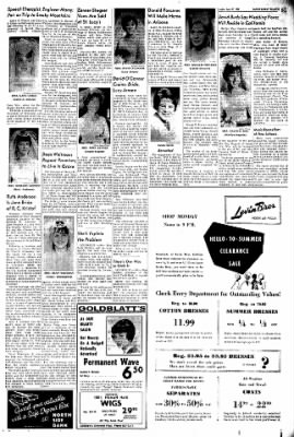 The Racine Journal-Times Sunday Bulletin from Racine, Wisconsin on June 27, 1965 · Page 27