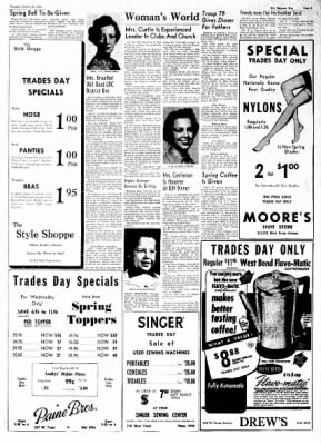 The Baytown Sun from Baytown, Texas on March 20, 1956 · Page 13
