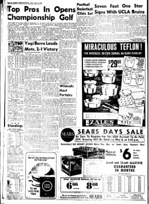 Clovis News-Journal from Clovis, New Mexico on May 5, 1965 · Page 10