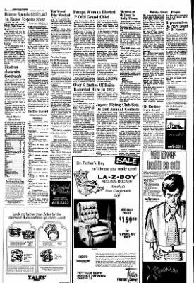 Pampa Daily News from Pampa, Texas on June 15, 1972 · Page 2