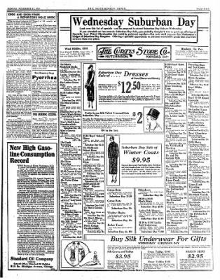 The Hutchinson News from Hutchinson, Kansas on November 17, 1924 · Page 5