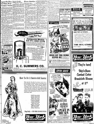 The News from Frederick, Maryland on November 23, 1951 · Page 11