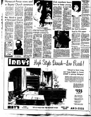 The Brazosport Facts from Freeport, Texas on March 5, 1964 · Page 6
