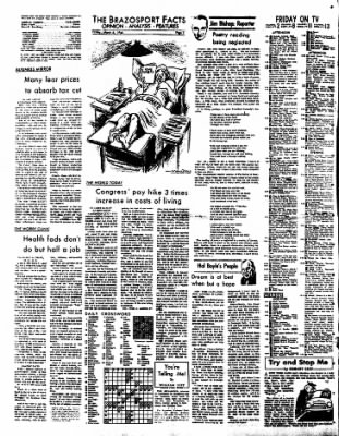 The Brazosport Facts from Freeport, Texas on March 6, 1964 · Page 2