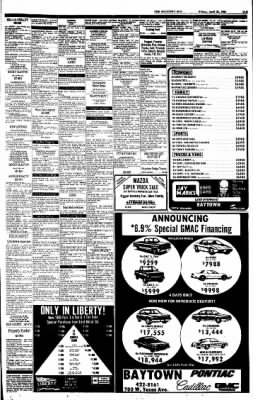 The Baytown Sun from Baytown, Texas on April 25, 1986 · Page 25