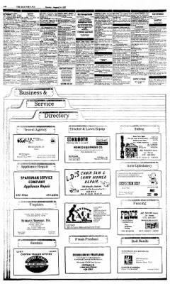 The Baytown Sun from Baytown, Texas on August 24, 1987 · Page 14