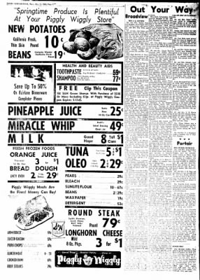Clovis News-Journal from Clovis, New Mexico on May 11, 1965 · Page 3