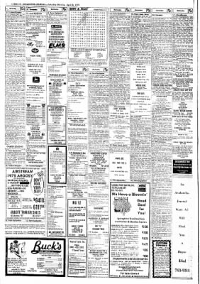Lubbock Avalanche-Journal from Lubbock, Texas on April 5, 1975 · Page 23