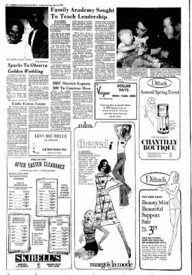 Lubbock Avalanche-Journal from Lubbock, Texas on April 6, 1975 · Page 27